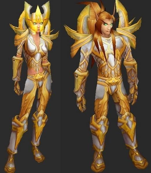 Lawbringer Armor