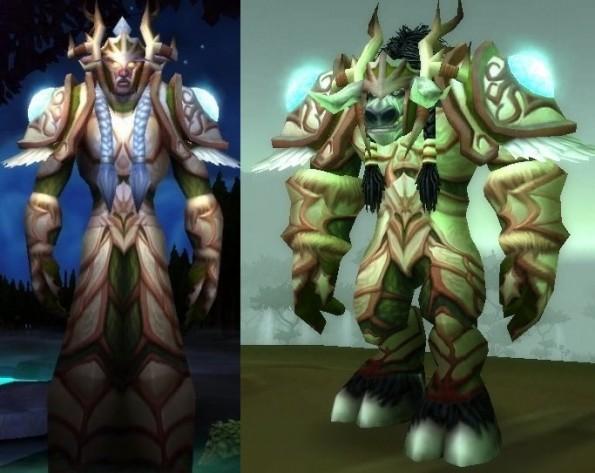 Malorne - Tier 4 druid