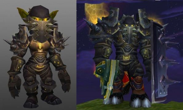 Onslaught Warrior tier 6