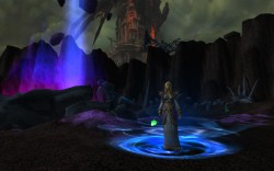 Patch 4.3 Dungeon Preview  End Time - Wowgirl (4)