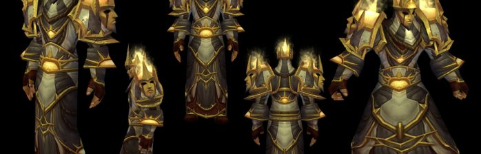 Vestments of Dying Light