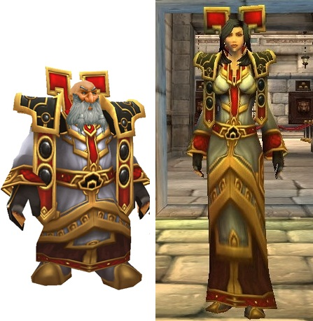 Vestments of Prophecy