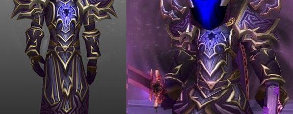 Voidheart Raiment - Tier 4 warlock
