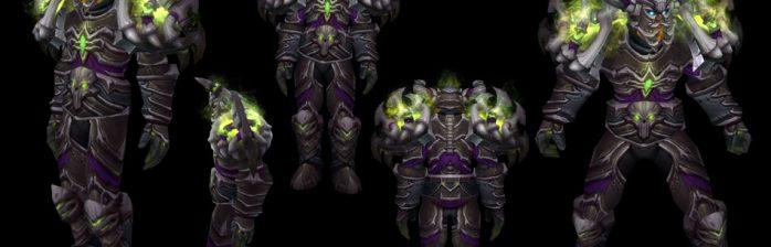 Death Knight – Necrotic Boneplate tier 13