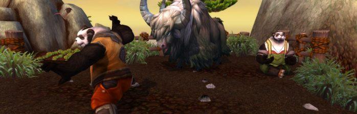 Mists of Pandaria -- Pandaren Farmers -wowgirl
