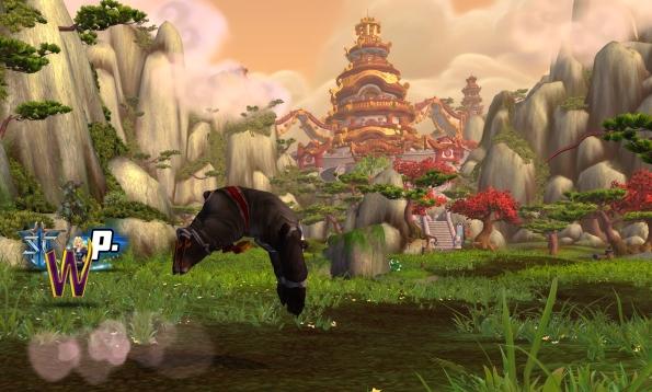 Mists of Pandaria -- Pandaren Monk Roll