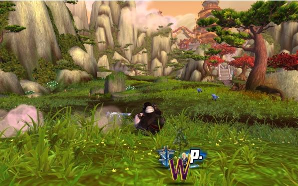 Mists of Pandaria -- Pandaren Monk Rolling