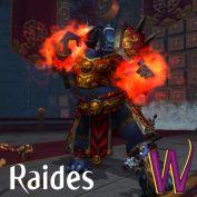 Raides de Mists of Pandaria