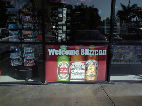 welcome blizzcon 2011