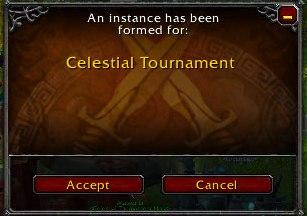 Entrar no Torneio Celestial