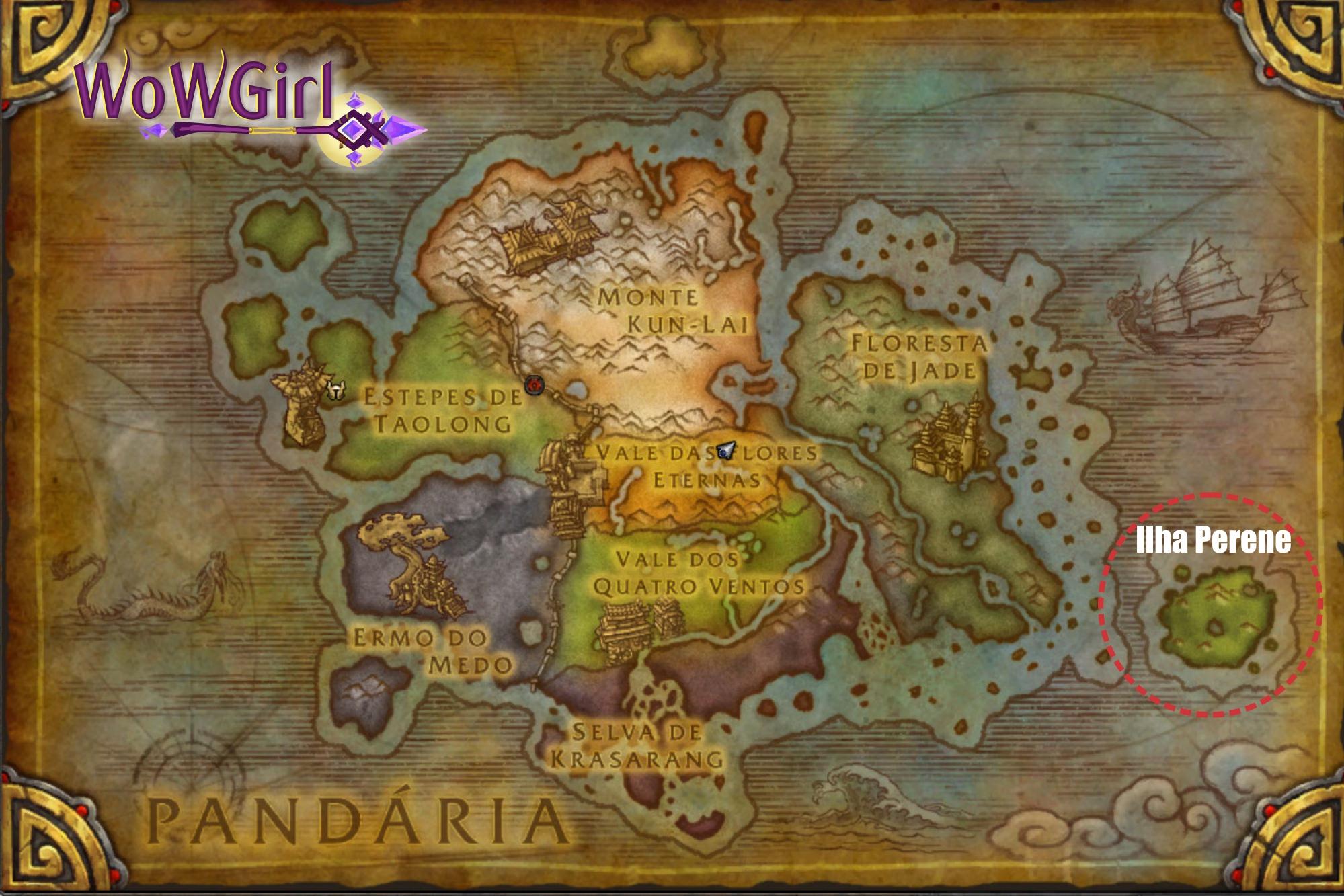 onde fica ilha perene