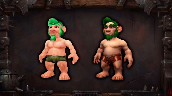 Gnomos (Macho)