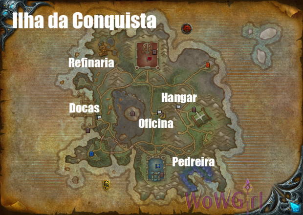 isle of conquest