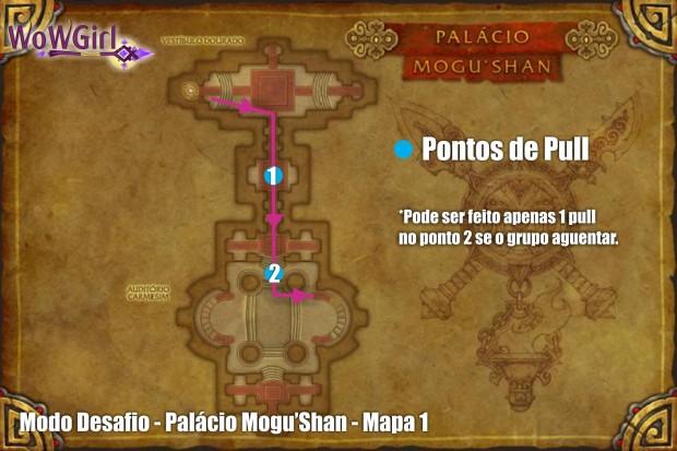 modo desafio mogushan mapa 1