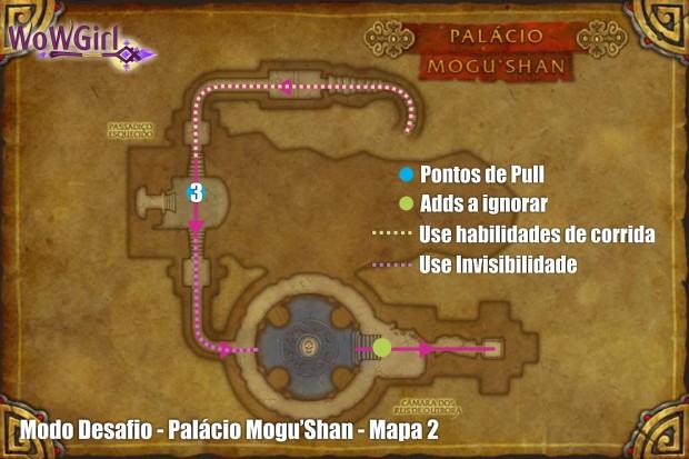modo desafio mogushan mapa 2