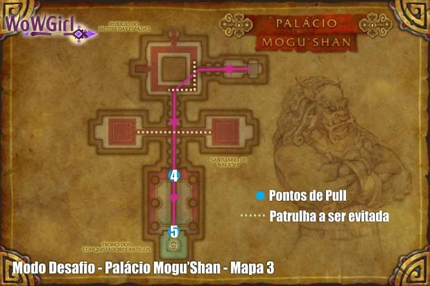 modo desafio mogushan mapa 3