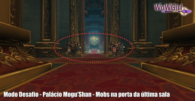 modo desafio mogushan mobs ultima sala