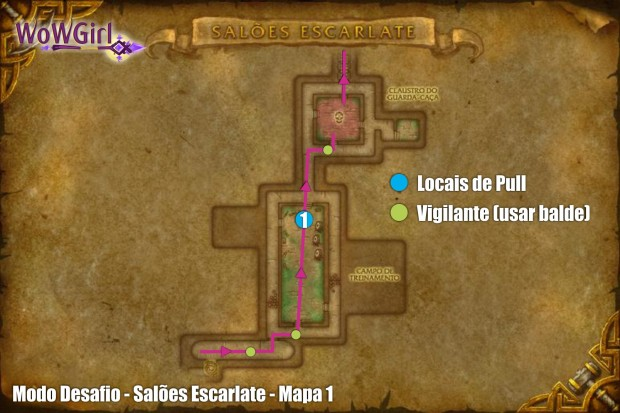 modo desafio salao escarlate mapa 1