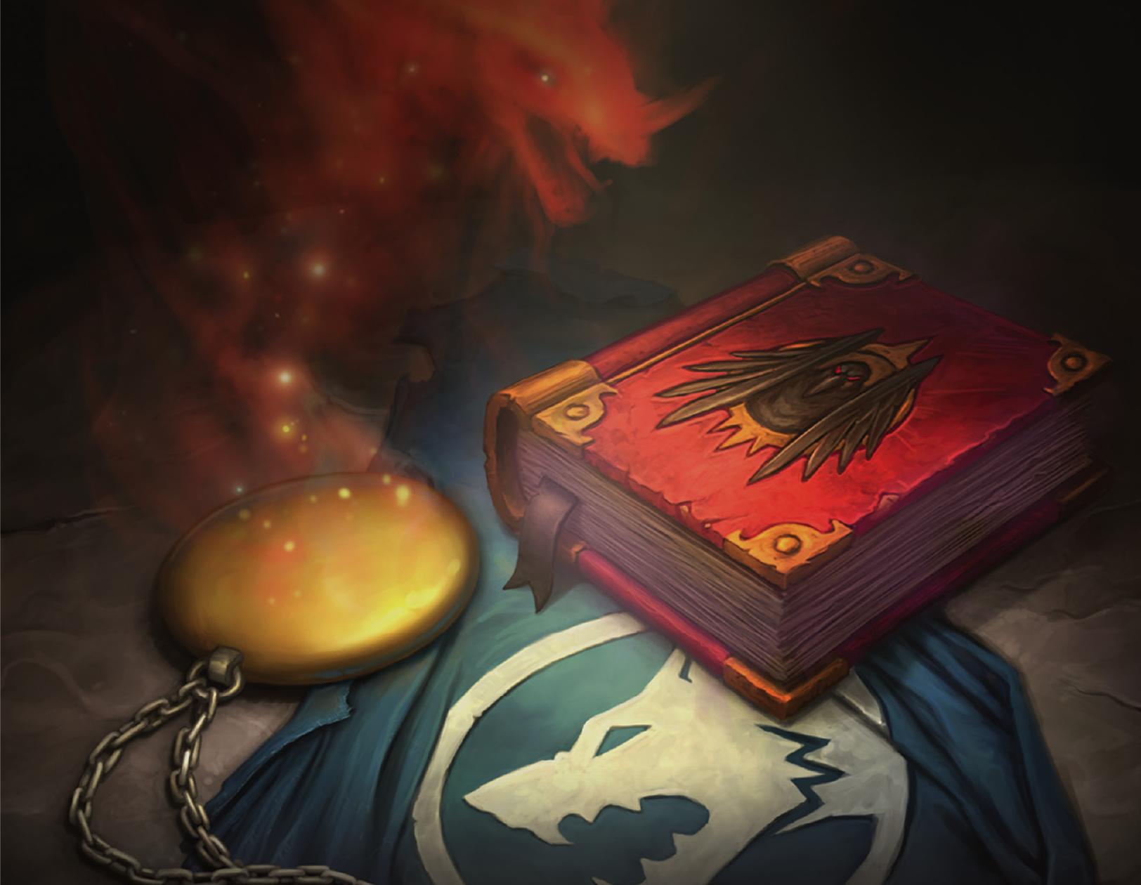 Pedaço da capa de Warcraft Archive