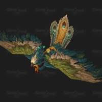 wow-pandaren-phoenix-mount-emerald