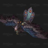 wow-pandaren-phoenix-mount-violet
