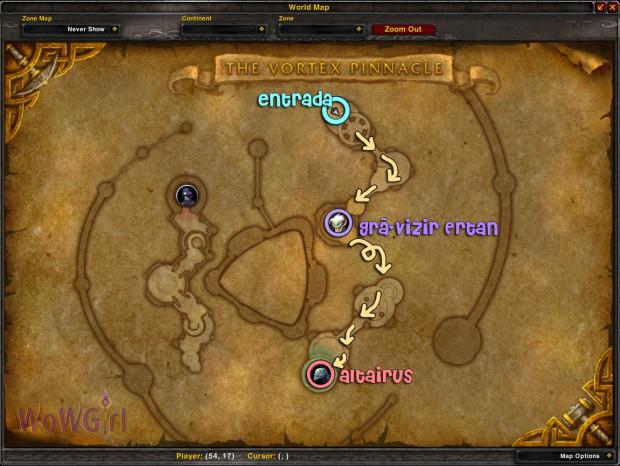 Mapa DG