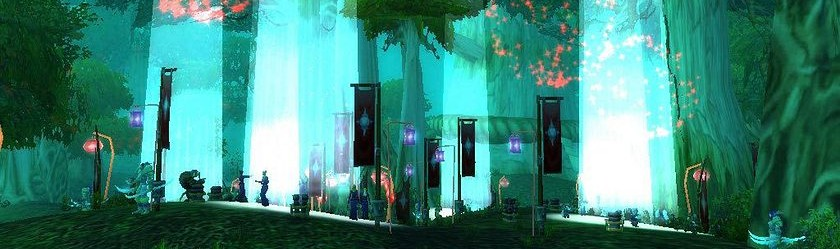 Luzes do Festival da Lua