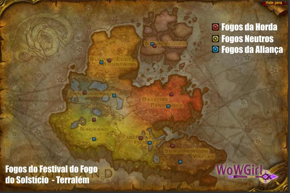 Mapa Terralém