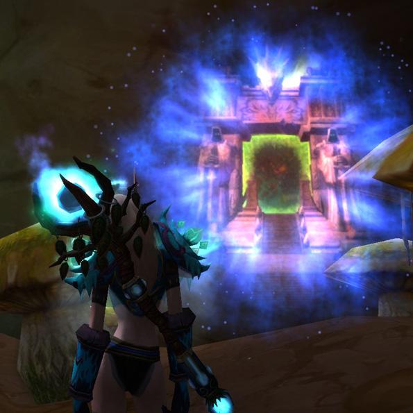 Portal thunderbluff