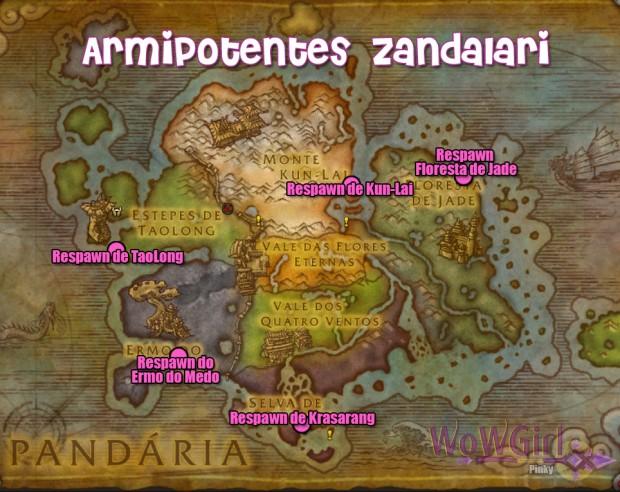Mapa Geral