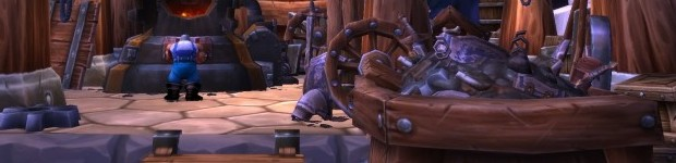 O Depósito de ferro-velho