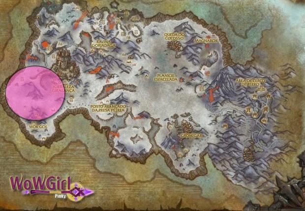 Garn Mapa
