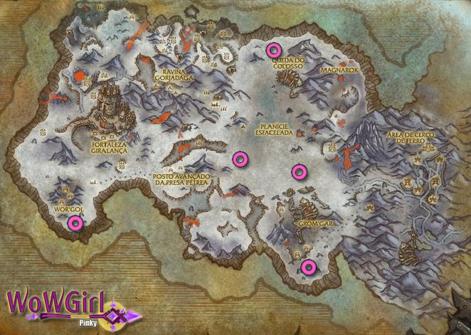 Grande cinzatusco mapa3