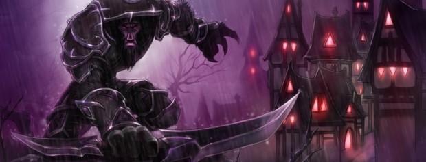 video games world of warcraft fantasy art rogue digital art worgen 4961x3508 wallpaper_www.wallmay.net_88