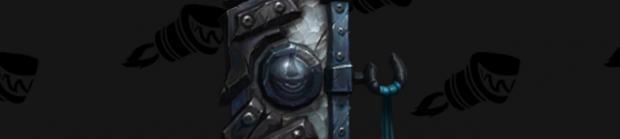 Grande Escudo Quebra-flecha