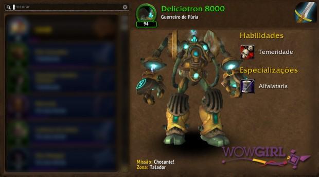 Deliciotron 8000