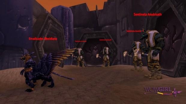 dentro da raid Ahn Qiraj 1