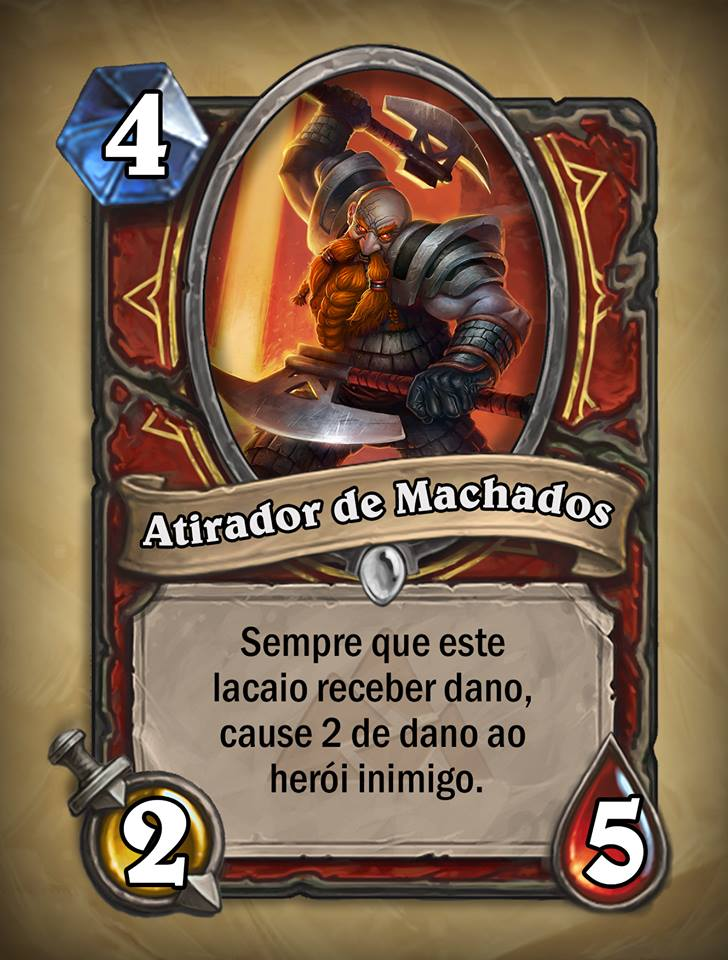 Atirador de Machados