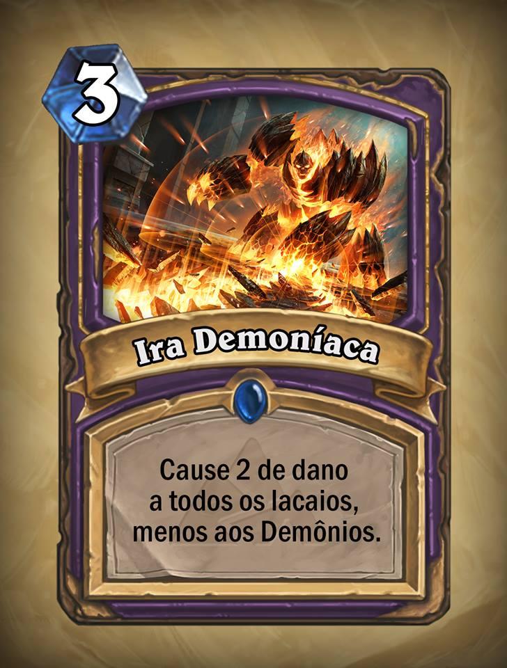 Ira Demoníaca