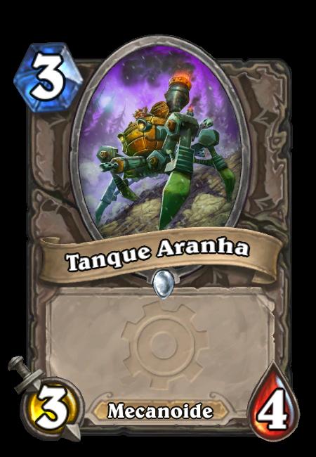 Tanque Aranha