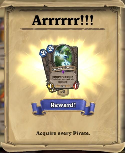 Arrrrrr!!!