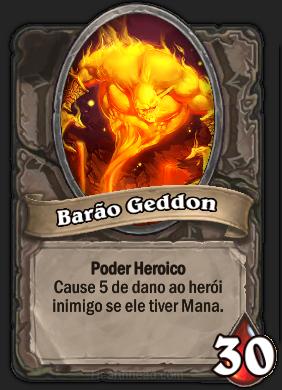 Barão Geddon