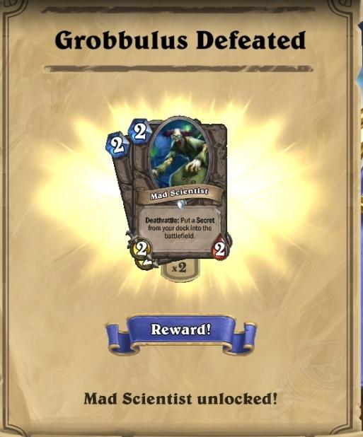 Grobbulus Derrotado
