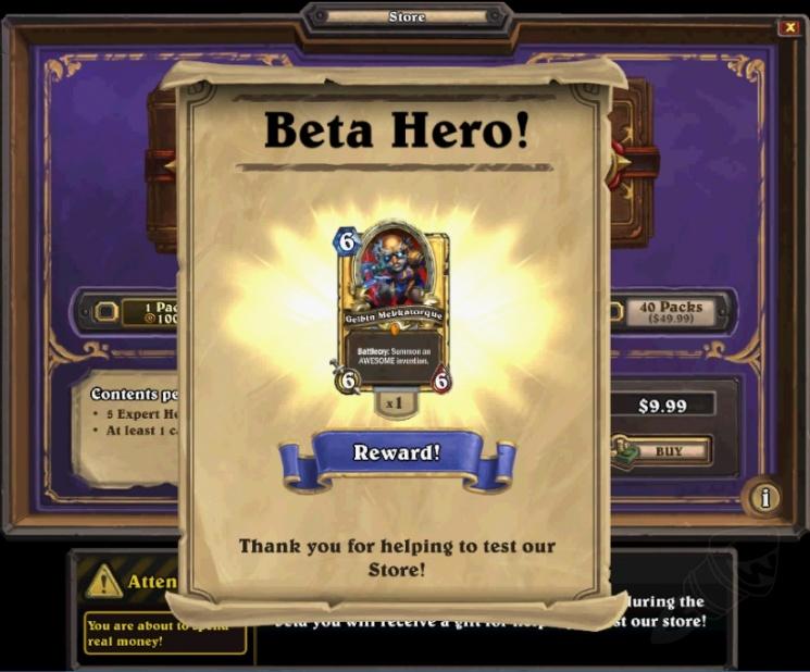 Herói Beta