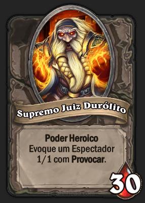 Supremo Juíz Durólito