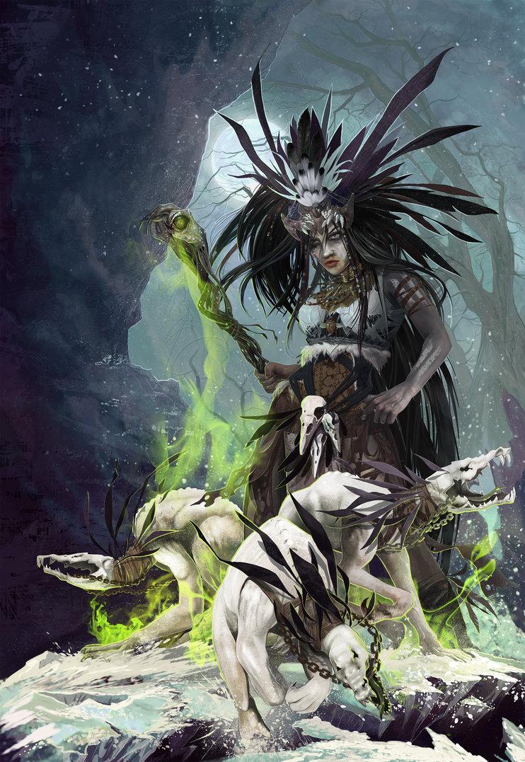 witch_doctor__diablo_iii_fan_art_contest__by_irish_blackberry-d7a1rxd