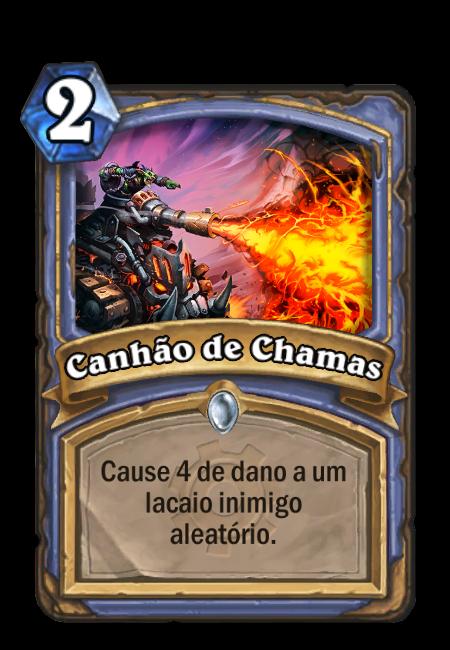Canha¦âo de Chamas