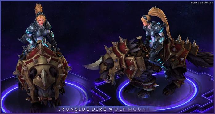 Ironside-DireWolf