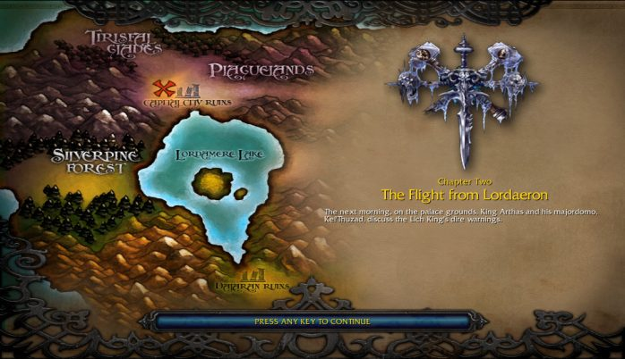 Missão em WarCraft III: The Frozen Throne