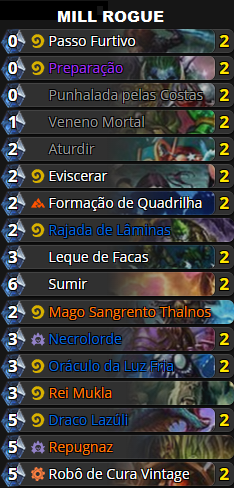 mill rogue